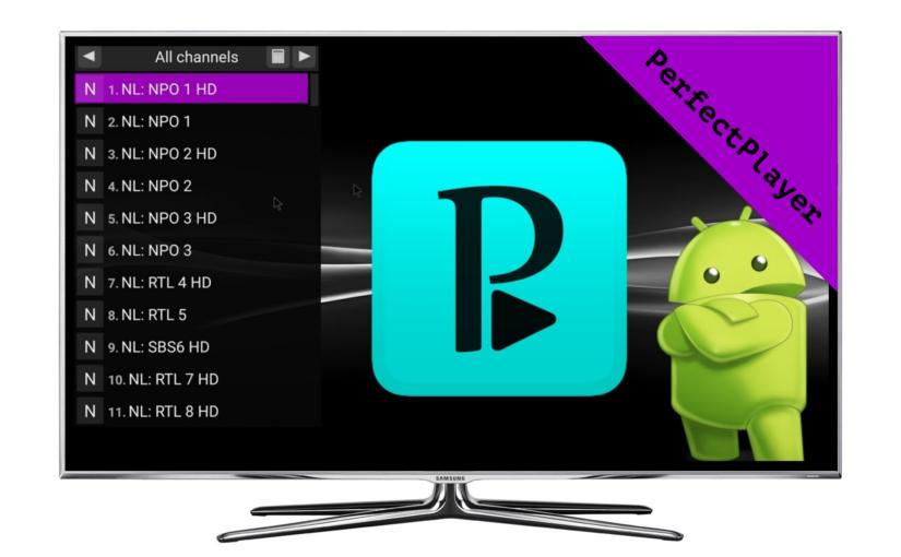 Comment configurer votre Abonnement IPTV sur Perfect Player ?